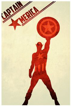 (http://emma-peacock.tumblr.com/post/22972432177/love-these-posters) #TheAvengers #CaptainAmerica
