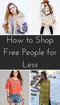 Shop the boho look from brands like Free People, For Love & Lemons, Frye, and thousands more at up to 70% off retail. Click the image above to download the free Poshmark app now. Poshmark is featured in Cosmopolitan, PopSugar, and WWD.