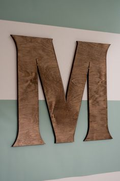 Website for cheap letters in lots of fonts and sizes - Craft Cuts.monogram letters too Cute Crafts, Crafts To Do, Diy Crafts, Simple Crafts, Wood Crafts, Home Design, Do It Yourself Inspiration, Crafty Craft, Crafting