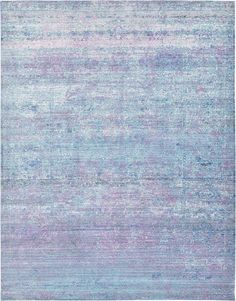 Light Blue 9' x 12' Aqua Rug | Area Rugs | eSaleRugs
