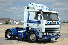scania 142 - Google Search Cool Trucks, Big Trucks, Old Wagons, Scania V8, Vintage Trucks, Classic Trucks, Custom Trucks, Semi Trucks, Buses