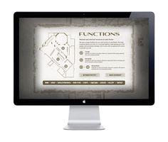 Lalla Rookh - Website Project - Melbourne Design Awards 2013