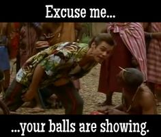 Ace Ventura: When Nature Calls Funny Movie Lines, Funny Movies, Good Movies, Jim Carey Funny, Ace Ventura Memes, Jim Carrey Quotes, Ace Ventura Pet Detective, Favorite Movie Quotes, Haha Funny