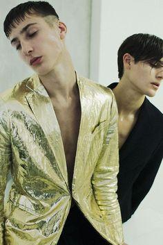 Julien & Oliver by Lea Colombo (Novembre Magazine)