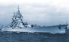 """Français cuirassés de type """"Richelieu"""" 1950s \Французский линкор  типа """"Ришелье"""""""