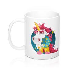 Morning Coffee Unicorn Mug – The Printed Fox Coffee Lover Gifts, Coffee Lovers, Mug Printing, Self Design, Everyday Objects, Funny Mugs, Heart Print, Morning Coffee, White Ceramics