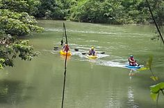 Cave Kayaking Tour from Belize City = $49