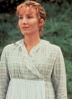 Elinor Dashwood in Sense and Sensibility  Elinor is one of Austen's most misunderstood heroines. Seen through the lens of modern sensibilities she is perceived as repressed and a control freak. In fact she is more sensitive than her sister Marianne, and selfless in her desire to keep her sorrow and heartbreak to herself. Her suffering is every bit as raw and painful as her sister's, but she is the exemplar of quiet endurance rather than noisy self-indulgence. She gets her man in the end, but…
