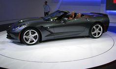 Corvette Stingray convertible debuts at Geneva motor show - Autoweek