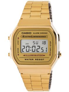 Gold Casio