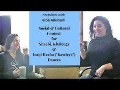 Mahin Interviews Hiba Alkinani on Social Context of Shaabi, Khaleegy & Iraqi…