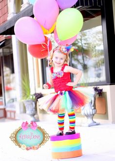 OMG I love this for the carnival party outfit - ofcourse it is too small for little one.