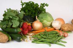 Body Detox Foods!  via eHow.com