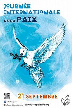 Exprimons notre volonté de vivre en Paix dans un monde de solidarité, de…