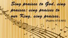 Sing Praises - http://blog.peacebewithu.com/sing-praises/