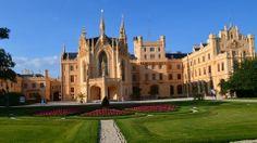 CZ Zámek Lednice Chateau Lednice