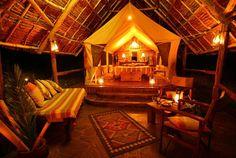 Tortilis Camp, Amboseli Game Reserve, Kenya