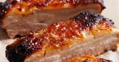 The best Pork Belly with Orange Marmalade Glaze recipe you will ever find. Welcome to RecipesPlus, your premier destination for delicious and dreamy food inspiration. Recipe 21, Bun Recipe, Glaze Recipe, Healthy Christmas Recipes, Pork Belly Recipes, Slow Cooked Pork, Family Meal Planning, Pork Buns, Man Food