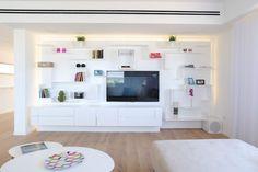 Netanya Penthouse 1.0 by Dori Interior Design (4) #InteriorDesign #LivingRoom