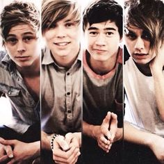 I can't believe non of my friends know who 5sos is. I talk about them and they go like huh? Who's that? Lol