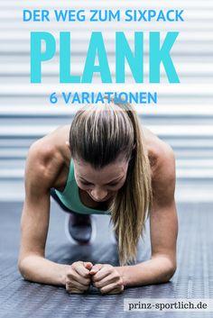 Ihr seid auf der Suche nach einer effektiven Übung, die euch ohne Umwege zum Sixpack führt? Dann solltet ihr unbedingt DIESE 6 Plank Variationen in euer Training einbauen!  Was ihr dabei beachten müsst, findet ihr auf meinem Blog!