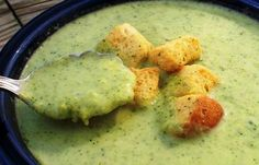 Brocolli Soup Recipe