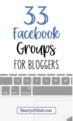 33 Best Facebook Groups for Bloggers [Find your Blogging Community] Facebook Marketing, Content Marketing, Social Media Marketing, Marketing Strategies, Affiliate Marketing, Online Marketing, Best Facebook, How To Use Facebook, Using Facebook For Business