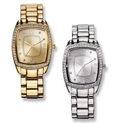 Avon: Fashion Link Bracelet Watch http://tishia.avonrepresentative.com/