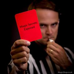 A magic Trick Does Wrong and Magic Secrets are Exposed