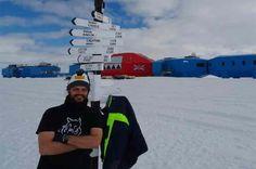 """""""Estive 9 meses na Antárctida só com mais 12 pessoas""""   Portal Elvasnews"""