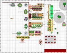 Garden Plan - 2013: Straw Bale Garden 2013