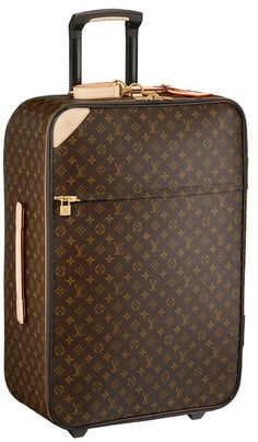 """If you're forking over thousands of dollars for a high-end piece, it should only be because you love the aesthetic. """"Once you hit a certain price, you're not necessarily going to get something much better, no matter what you pay,"""" says Saks."""" That being said, Louis Vuitton luggage is built to last—the material doesn't scuff, and any damages are good for a quick fix, Saks says. """"The bags are worth a lot in sentimental value,"""" he says. """"Anything can be fixed, so these bags last forever."""""""