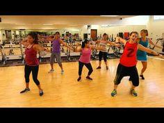 "Zumba® Fitness Choreography to ""Pull Up"" by Jason Derulo - YouTube"