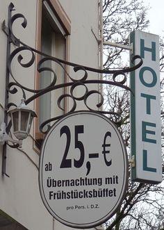 Trier - Hotel