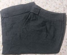 New Avenue Stretch Womens Plus Size 26 3X Capri Free Shipping  New.  Bought and were too big.  Not sure if washed or not before put away b...   https://nemb.ly/p/N1hRrP7hW Happily published via Nembol