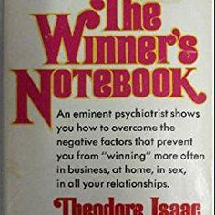 Winner's Notebook: Theodore I. Rubin: 9780020778004: Amazon.com: Books