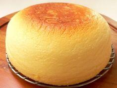 超絶ふわふわ!炊飯器で作るまんまるチーズ