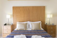 We make sure you sleep well and comfortable at Beverly Hills Heights #beverlyhillsheights #tenerife #bed #comfortable