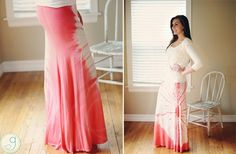 GroopDealz | Tie Dye Maxi Skirts- 3 Colors!