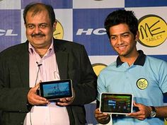 Yesterday, HCL Infosystems introduced HCL ME Tabs in three models such as ME U2, ME Y3 and ME V1. In this event company also introduced their new brand ambassador, who is non other that the winning captain of under 19 Indian cricket team, Unmukt Chand.