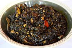 Cuisine de carole: Sauce Feuille