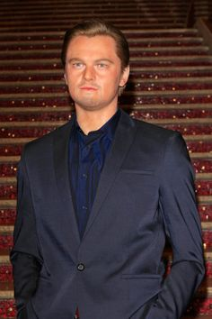 Leonardo Di Caprio Museu Madame Tussauds de Hollywood