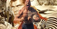 Film: It's Official Dwayne Johnson To Star In Doc Savage Adaptation – G33k-HQ