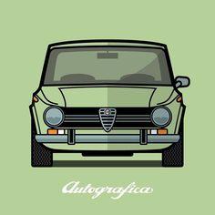 """""""Mi piace"""": 69, commenti: 2 - Autografica Classico (@autografica) su Instagram: """"Alfa Romeo 1300 Giulia Ti 1969 #alfa #alfaromeo #alfaromeo105 #alfaromeogiulia #alfa105…"""" Alfa Romeo Gtv, Alfa Romeo Giulia, Classic Cars, 3, Vehicles, Instagram, Vintage Classic Cars, Car, Classic Trucks"""