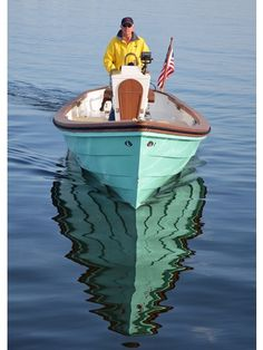 Caribiana 23' Semi-Custom Skiff by Caribiana Sea Skiffs