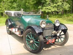 1914 Chalmers Model 24 Touring