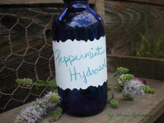 How to make a hydrosol