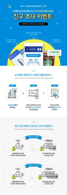 Huobi-korea event Design : Invite your friends ? Web Design, Page Design, Layout Design, Invitation Design, Invitations, Invite, Korea Design, Event Banner, Promotional Design