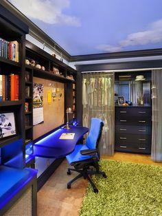 11 Ιδέες για εφηβικά δωμάτια για αγόρια - 11 Teen Boys Bedroom Ideas - The Lab on the Roof