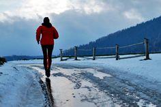 7 Winter Running Tips #runninginwinter #winterruns #runningtips